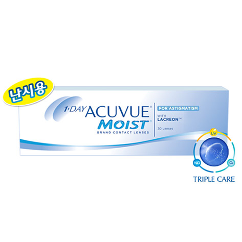 ACUVUE MOIST Toric (30EA)JOHNSON AND JOHNSONLENSPOP