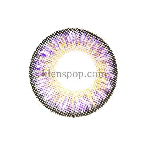 NEO COSMO 3TONE VIOLET Graphic Diameter 13.4mmSelf-productionLENSPOP