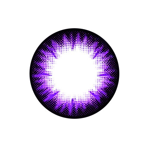 BELLA VIOLET (BS-201) Graphic Diameter 13.6mmGEOLENSPOP