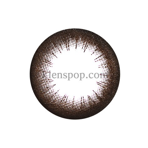 GBT P7 CHOCO Graphic Diameter 13.8mmG.G CONTACTLENSPOP