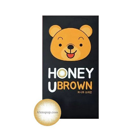 HONEY U BROWN (2EA)ANNLENSPOP