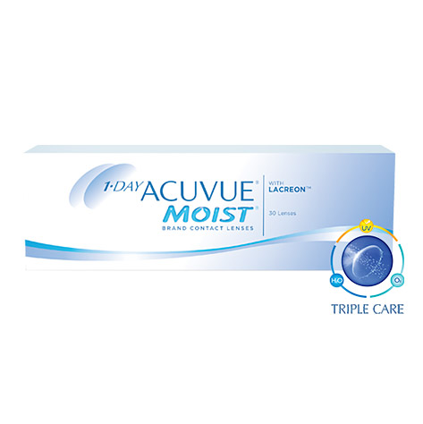 ACUVUE MOIST (30EA+10EA)JOHNSON AND JOHNSONLENSPOP
