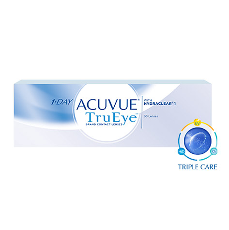 ACUVUE TruEye (30EA)JOHNSON AND JOHNSONLENSPOP