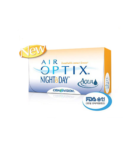 AIR OPTIX NIGHT&DAY (6EA) MonthlyCIBA VISIONLENSPOP