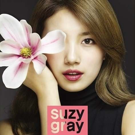 Clalen Suzy Gray (90EA)대용량INTEROJOLENSPOP