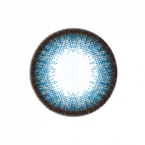 DALI EXTRA SIZE-Blue Graphic Diameter 13.6mmNEO VISIONLENSPOP