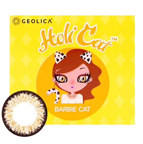 BARBIE CAT HAZEL (HOLICAT) Monthly (2EA)GEOLENSPOP