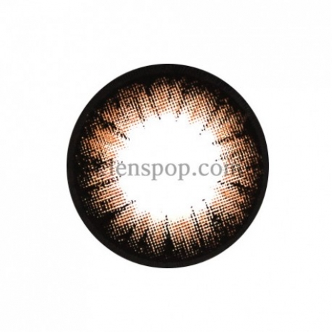 CIRCLE COLOR BROWN (TORIC)M.I CONTACTLENSPOP