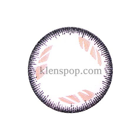 TEARS LENS BROWN Graphic Diameter 13.3mmT.TOP CONTACTLENSPOP