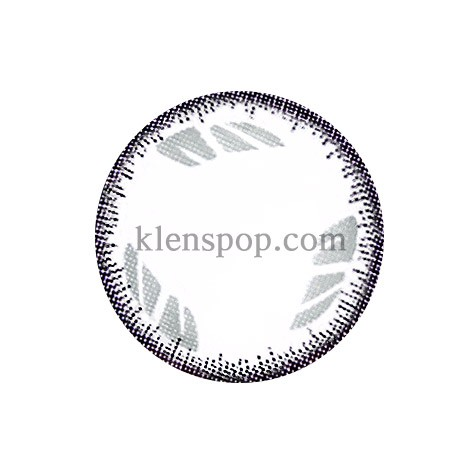 TEARS LENS GRAY Graphic Diameter 13.3mmT.TOP CONTACTLENSPOP