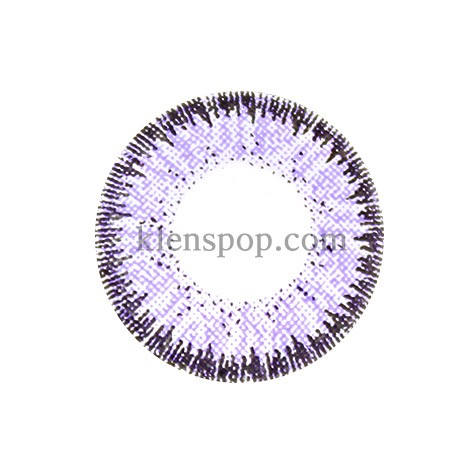 SM VIOLET (VS) Graphic Diameter 14.8mmVASSENLENSPOP