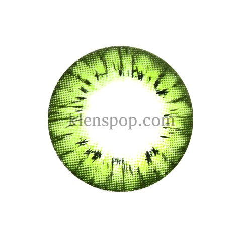 A132 GREEN (BS) Graphic Diameter 14.1mmBSLENSPOP