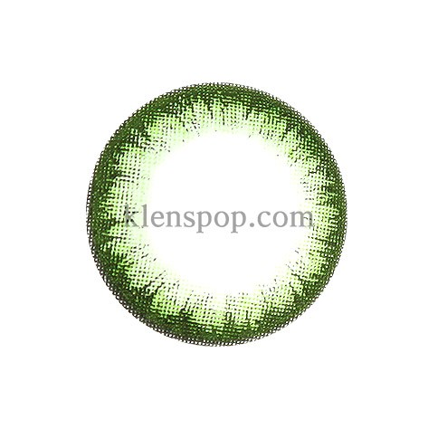 JEJE GREEN (BS) Graphic Diameter 13.5mmBSLENSPOP