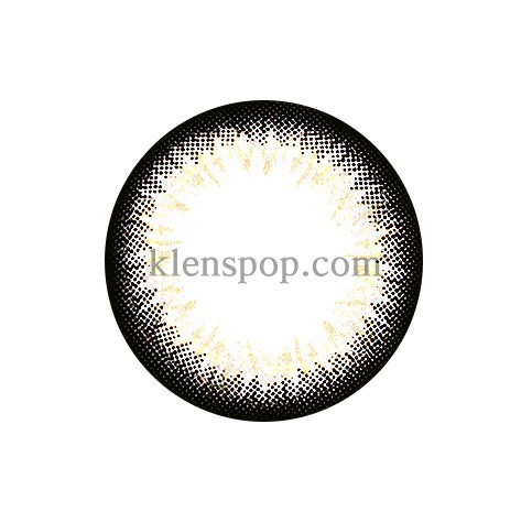 PINKY RING GOLD (PEARL LENS) Graphic Diameter 13.7mmMAXLOOKLENSPOP
