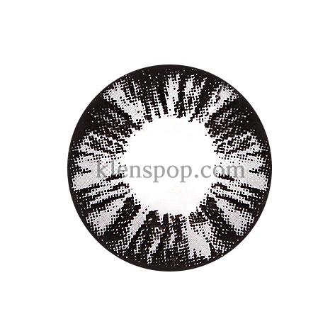 NEW CARA GRAY Graphic Diameter 13.3mmM.I CONTACTLENSPOP