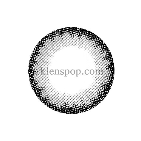 Clouds Gray Graphic Diameter 13.4mmM.I CONTACTLENSPOP