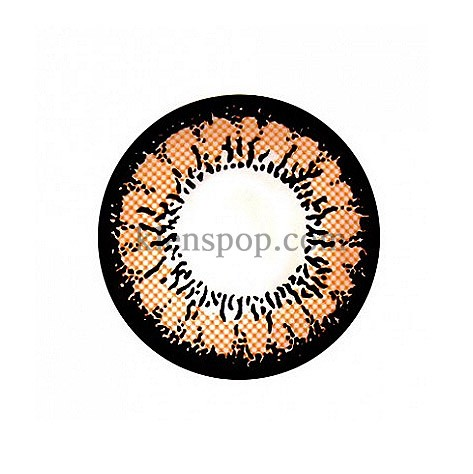 ROSE MARY BROWN Graphic Diameter 13.5mmT.TOP CONTACTLENSPOP