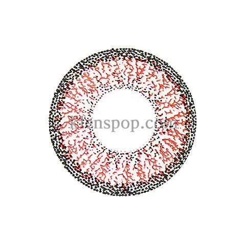 EXCITING PINK (BRIANNA) Graphic Diameter 13.8mmLENSPOPLENSPOP