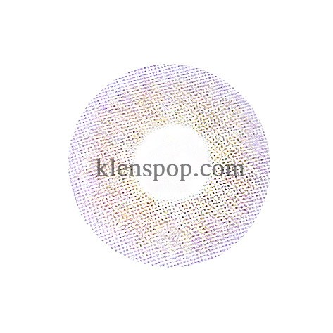 HYBRID VIOLET (HALF-BLOOD LENS) (PR) 혼혈 렌즈 Graphic Diameter 13.7mmPARA OPTICALLENSPOP