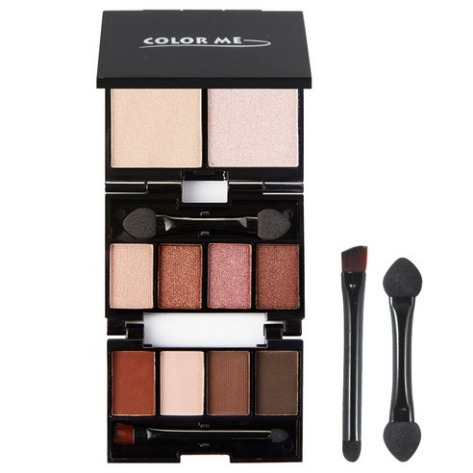 (COLORME) TRANS EYE 10 COLOR MAKEUP KIT EYESHADOW PALETTE 8gCOLOR MELENSPOP