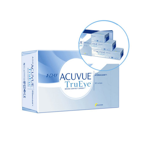 ACUVUE TruEye (90EA) 대용량JOHNSON AND JOHNSONLENSPOP