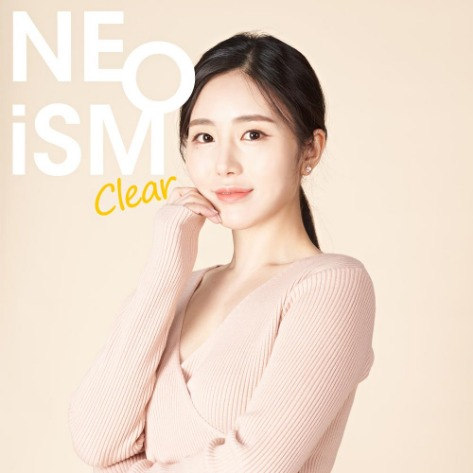 Neo Ism 1Day Clear (50pcs) (Buy 1 Get 1 Free)NEO VISIONLENSPOP