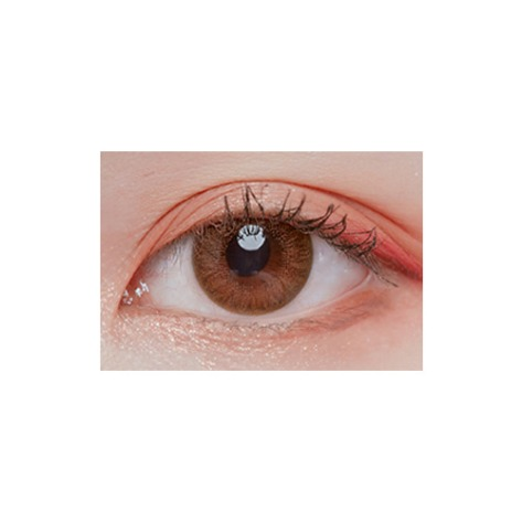 STAR 3COLOR BROWN SN1 (2EA) ( BUY 1 GET 1 FREE) / MONTHLY / 12.5mmEXCELLENCE MEDICALLENSPOP